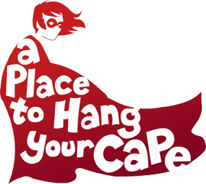 A place to hang your cape website